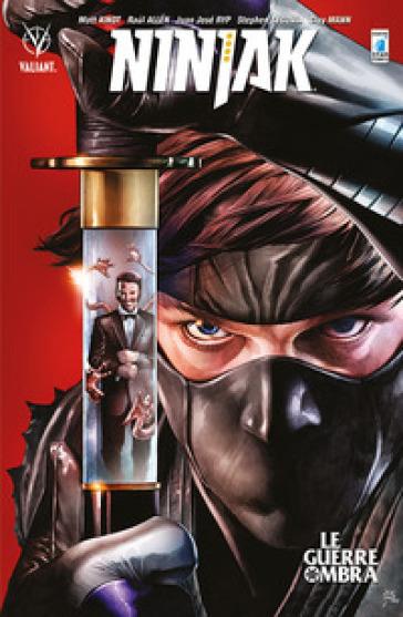 Ninjak. 2. - Matt Kindt |