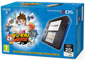 Nintendo 2DS Nero + Blu Yo-Kai Watch