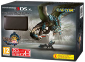 Nintendo 3DS XL Black+Monster Hunt 3 Ult