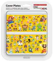 Nintendo New 3DS Cover 8-bit