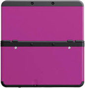 Nintendo New 3DS Cover Fucsia