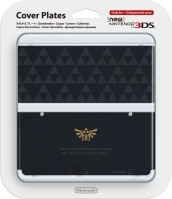 Nintendo New 3DS Cover Legend Zelda Nero