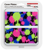 Nintendo New 3DS Cover Splatoon