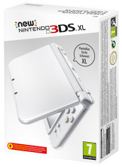 Nintendo New 3DS XL Bianco Perla