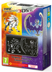 Nintendo New 3DS XL Pokemon Sole e Luna