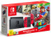 Nintendo Switch Joy-Con Rosso+Mario Ody.