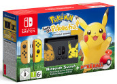 Nintendo Switch+Pokemon LG Pikachu+Pokeb