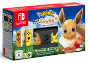 Nintendo Switch+Pokemon LG Eevee+Pokeb.