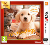 prezzo Nintendogs+Cats: Golden Retriver Select in offerta