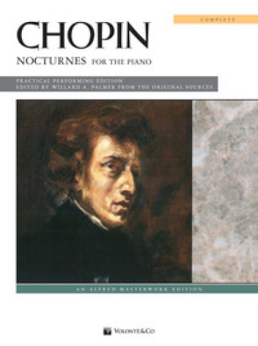 Nocturnes for the piano - Fryderyk Franciszek Chopin | Rochesterscifianimecon.com
