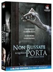 Non bussate a quella porta - Don t knock twice (Blu-Ray)(edizione limitata+booklet)