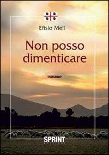 Non posso dimenticare - Efisio Meli   Kritjur.org