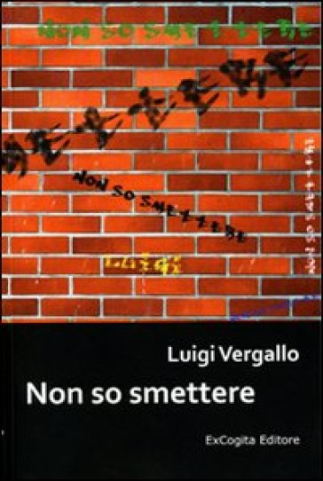 Non so smettere - Luigi Vergallo |