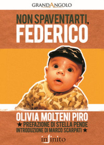 Non spaventarti Federico - Olivia Molteni Piro   Kritjur.org