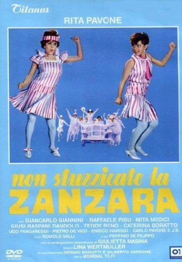 Risultati immagini per NON STUZZICATE LA ZANZARA ( 1967 ) POSTER