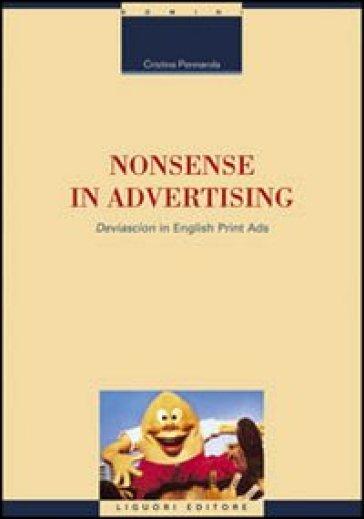 Nonsense in advertising. «Deviascion» in english print ads - Cristina Pennarola | Rochesterscifianimecon.com