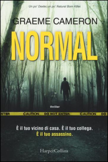 Normal - Graeme Cameron | Rochesterscifianimecon.com