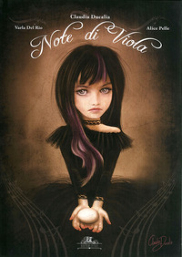Note di Viola. Ediz. italiana e francese - Varla Del Rio |
