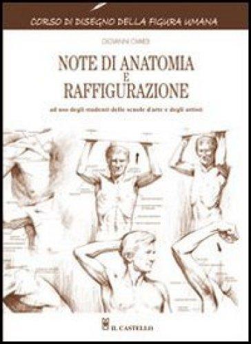 Note di anatomia e raffigurazione. Ediz. illustrata - Giovanni Civardi |