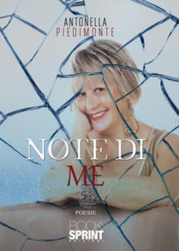 Note di me - Antonella Piedimonte |