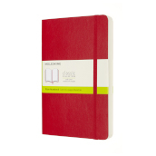 Notebook Lg Expanded Pla S.Red Soft