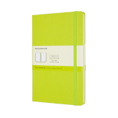 Notebook Lg Pla Hard Lemon Green