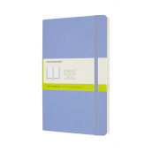 Notebook Lg Pla Soft Hydrangea Blue