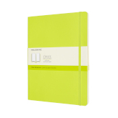 Notebook Xl Pla Soft Lemon Green