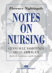 Notes on Nursing. Cenni sull