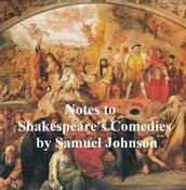 Notes to Shakespeare s Comedies