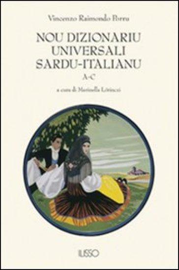 Nou dizionariu universali sardu-italianu - Vincenzo Porru  