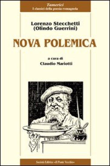 Nova polemica - Olindo Guerrini  