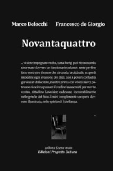 Novantaquattro - Marco Belocchi | Thecosgala.com