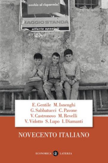 Novecento italiano - Emilio Gentile  