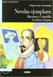 Novelas ejemplares. Con CD Audio