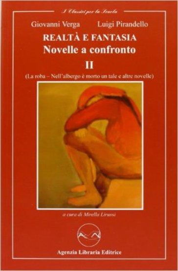 Novelle a confronto. 2. - Giovanni Verga |