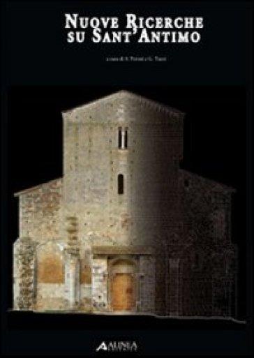 Nuove ricerche su Sant'Antimo - A. Peroni   Rochesterscifianimecon.com