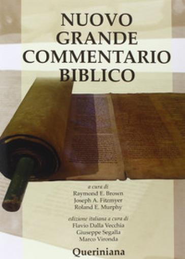 Nuovo grande commentario biblico - R. E. Brown |
