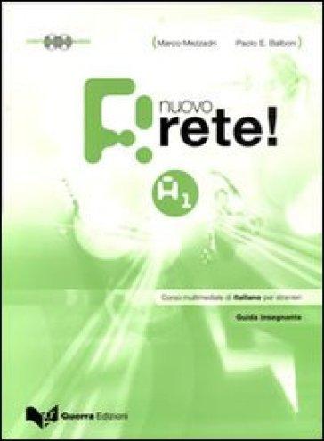 Nuovo rete! Livello A1. Con 2 CD Audio. Guida insegnante - Marco Mezzadri   Rochesterscifianimecon.com