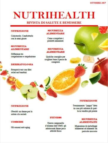 Nutrihealth Rivista Di Salute E Benessere Roberta Graziano Ebook Mondadori Store