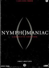 Nymphomaniac - Complete edition (4 DVD)(complete edition)