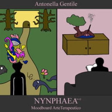 Nynphaea. Moodboard arteterapeutico - Antonella Gentile | Rochesterscifianimecon.com