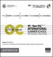OC-Open City. International summer school. Con DVD. 1.