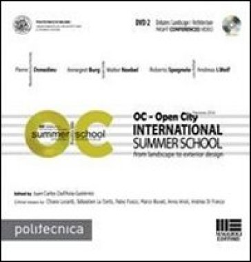 OC-Open City. International summer school. Con DVD. 2.