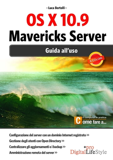 OS X 10.9 Mavericks Server
