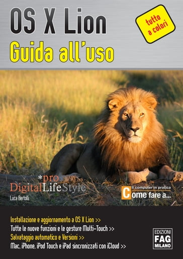 OS X Lion - Guida all'uso