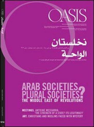 Oasis. 14.Arab societies, plural societies