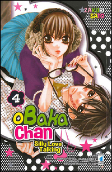 Obaka-chan-silly love talking. 4.