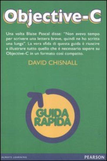 Objective-C - David Chisnall | Thecosgala.com