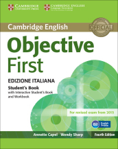 Objective first certificate. Student